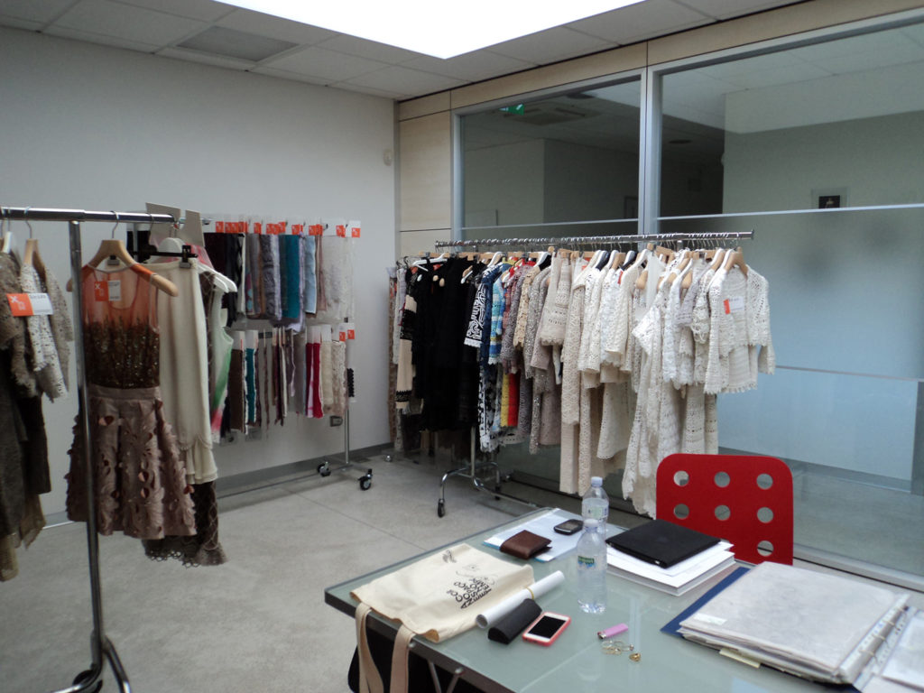 Punto Art show room