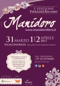 Manidoro Fiera 31 marzo -1/2 aprile 2017