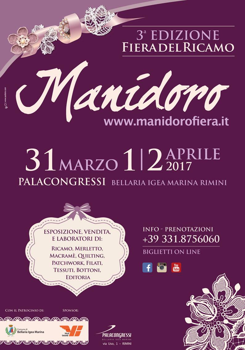 YourBoost sponsor di Manidoro Fiera 31 marzo -1/2 aprile 2017