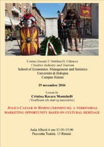 Julius Caesar in Rimini