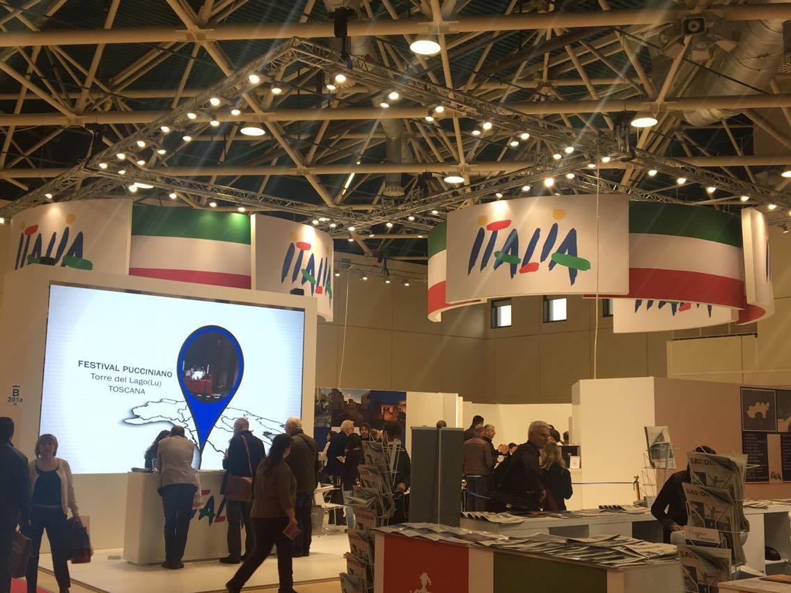 Padiglione Italia a Mosca marzo 2017- MIT
