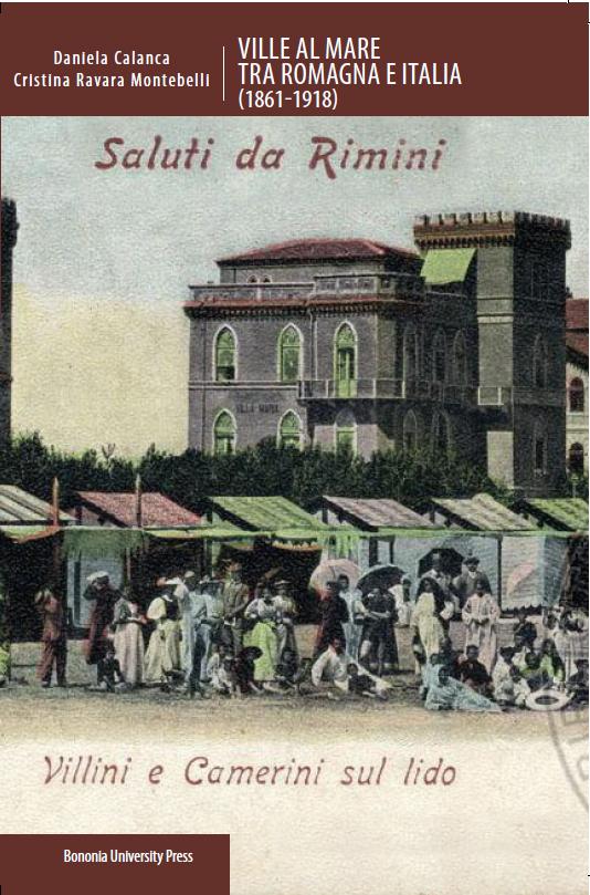 Villini e Camerini sul lido Cristina Ravara