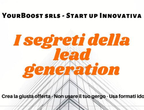 Generare nuovi contatti: la lead generation in opera