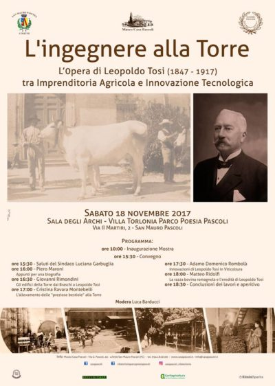 Convegno L'ingegnere alla Torre, Villa Torlonia novembre 2017