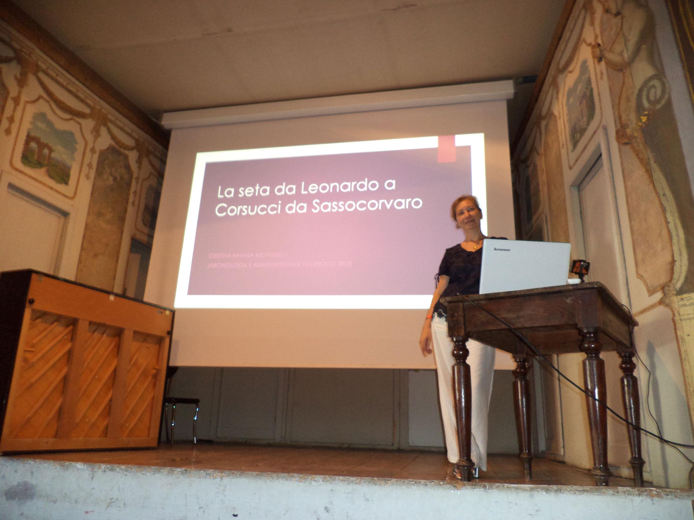 Cristina Ravara Montebelli (YourBoost) la seta da Leonardo a Corsuccio da Sassocorvaro, 14-8-19