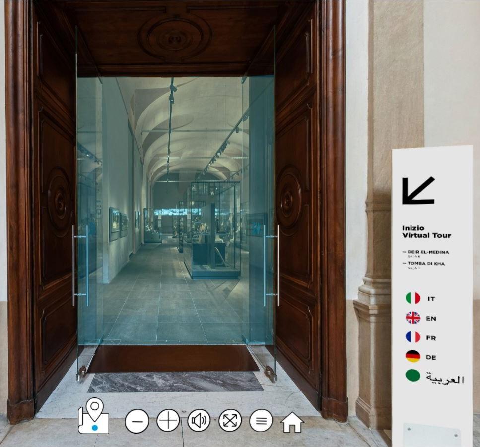 Museo d'Impresa virtual tour